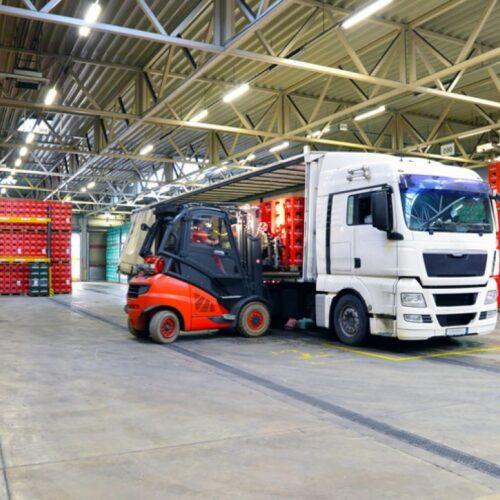 Transport et logistique en Europe