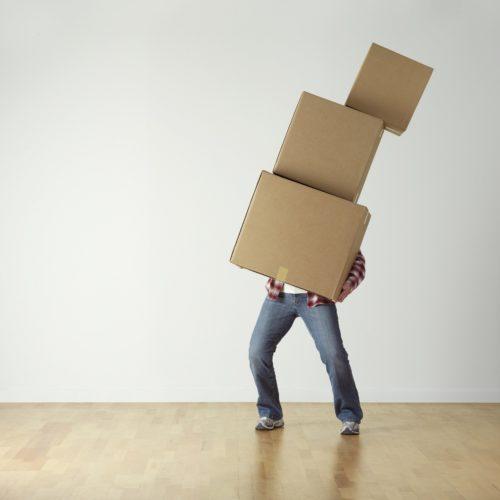Particulier déménagement