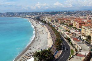 Transport routier sur Nice