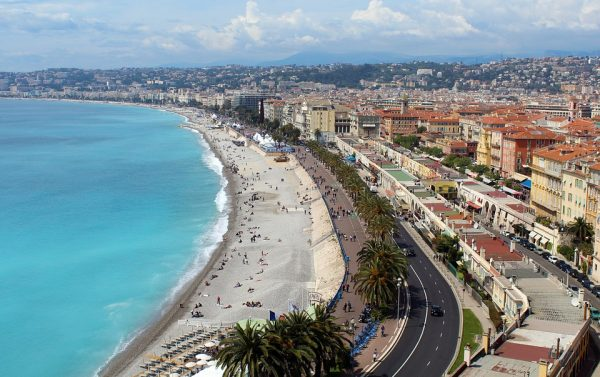 Transport routier sur Nice
