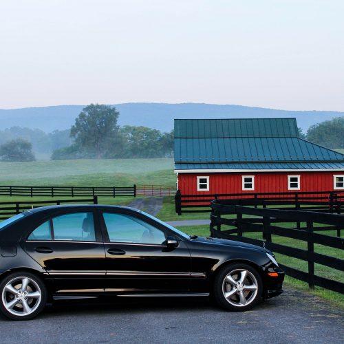 Transport de voitures particuliers