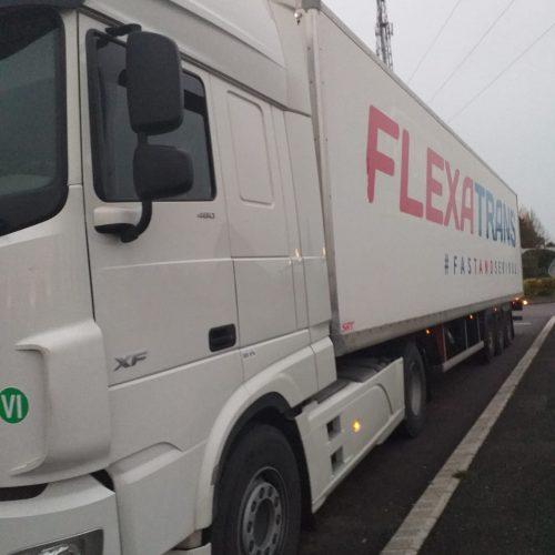 Transport routier de marchandises