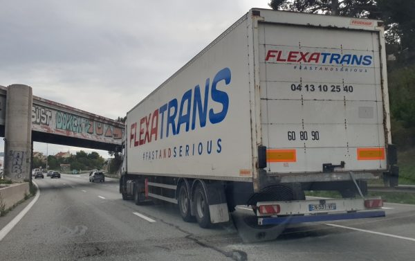 Camion fourgon