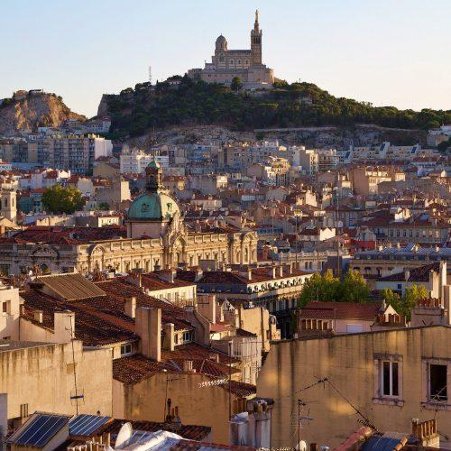 Transporteur sur Marseille