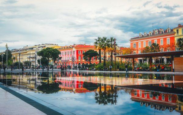 Transporteur routier sur Nice