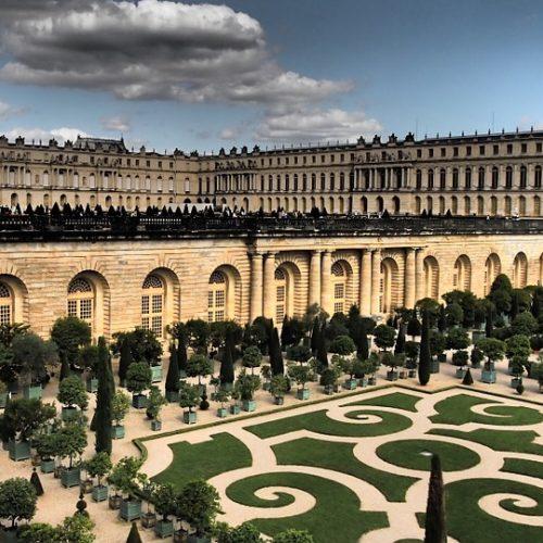 Transporteur marchandises Versailles