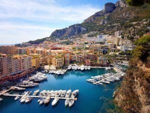 Transport routier Monaco