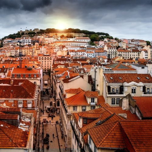 Transport routier au Portugal