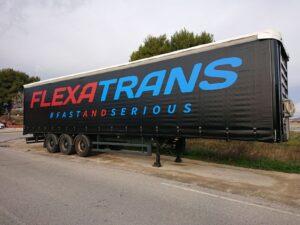 Mise à disposition camion