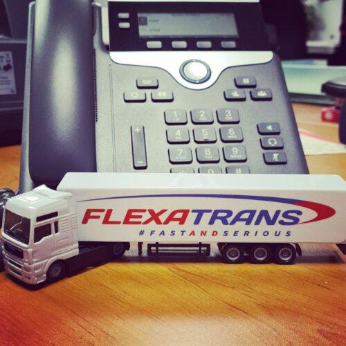 Flexatrans vous accompagne