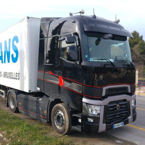 camion de Flexatrans