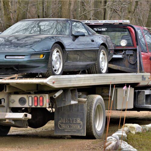 Acheminement de véhicules