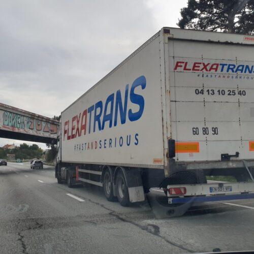 Poids lourd Flexatrans