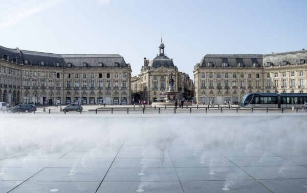 Transport de palettes de Bordeaux à Tours