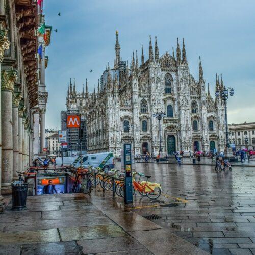 Transport Milan
