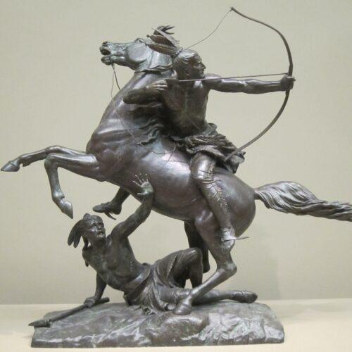 Statue à transporter