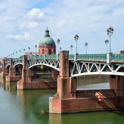 L'envoi express d'une palette pour Toulouse