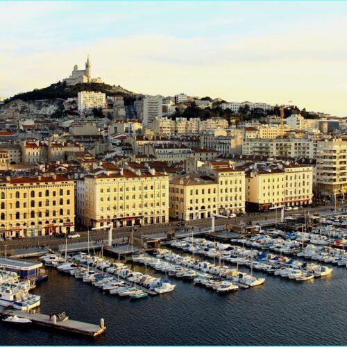 Livrer de la marchandise à Marseille