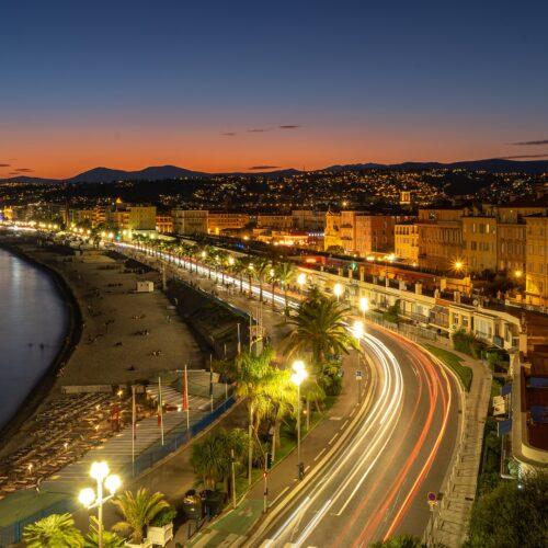 Charger de la marchandise toute l'année sur Nice