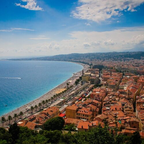Transport de marchandises sur Nice