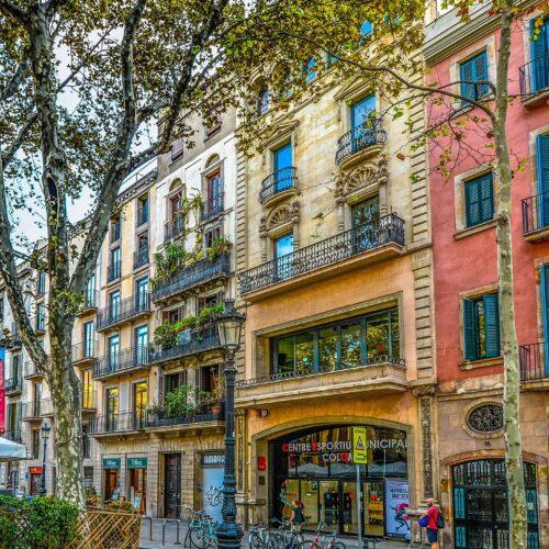 Charger vos marchandises à Barcelone